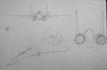 Су-37 (Набросок)